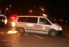 Tragedie la Valea Calugareasca! Un pieton a murit dupa ce a fost lovit de doua masini