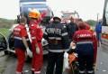 Accident mortal in Prahova, la Fulga. Mama, tatal si copilul, intr-una dintre masinile implicate. Femeia a decedat