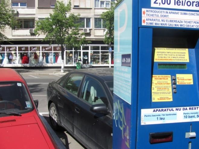 SGU Ploiesti: care sunt tarifele la abonamentele valabile pentru parcarile cu plata