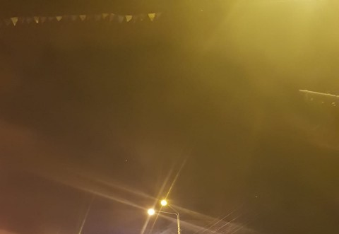 Accident in centrul Ploiestiului. Trei masini s-au facut zob / GALERIE FOTO