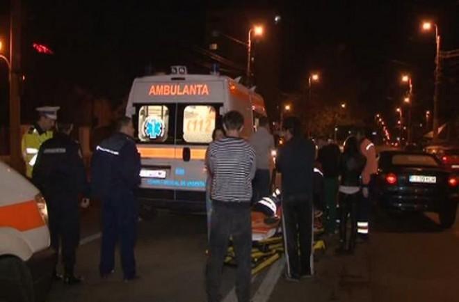 Doi pietoni au fost loviti de masina in Ploiesti, pe str. Gheorghe Doja