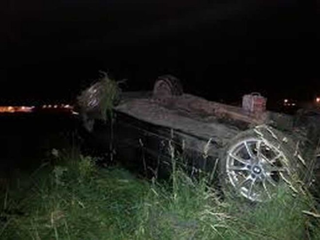Accident cumplit in Ciorani. Un sofer a murit dupa ce s-a rasturnat cu masina intr-un sant