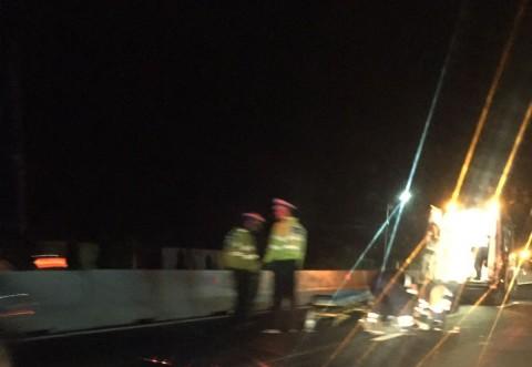 Accident MORTAL la Potigrafu. Un pieton a fost spulberat de masina in timp ce traversa DN1