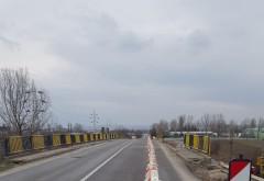 Care e situatia traficului pe Centura de Est, in zona podului prabusit