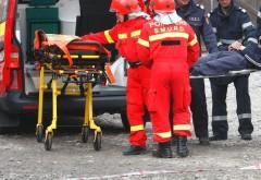 Accident in Filipestii de Padure. Un barbat a fost lovit in timp ce statea langa masina. Soferul vinovat e in stare de soc!
