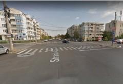 Accident in Ploiesti, in piata Anton, la intersectia str. Lupeni-Stefan cel Mare