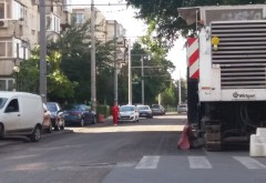 Atentie, soferi! Incep lucrarile de reparatii pe strada Elena Doamna