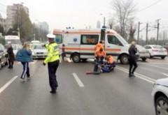 Accident in Ploiesti, pe Cantacuzino. O femeie de 79 de ani a fost lovita de masina