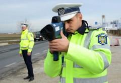 Atenție, șoferi! Politia Rutiera a inceput operațiunea 'Speed Marathon'. Actiuni in toata Europa