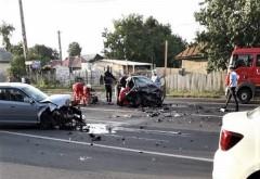 Accident la Bucov, pe DN1 B. Doua masini implicate, o victima