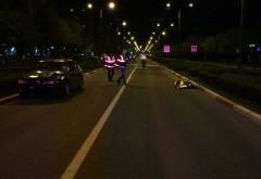 Accident MORTAL pe Bd. Republicii din Ploiesti. O femeie a fost spulberata pe trecerea pentru pietoni