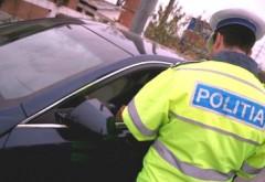 13 permise reținute în urma acțiunilor rutiere de marți, din Prahova