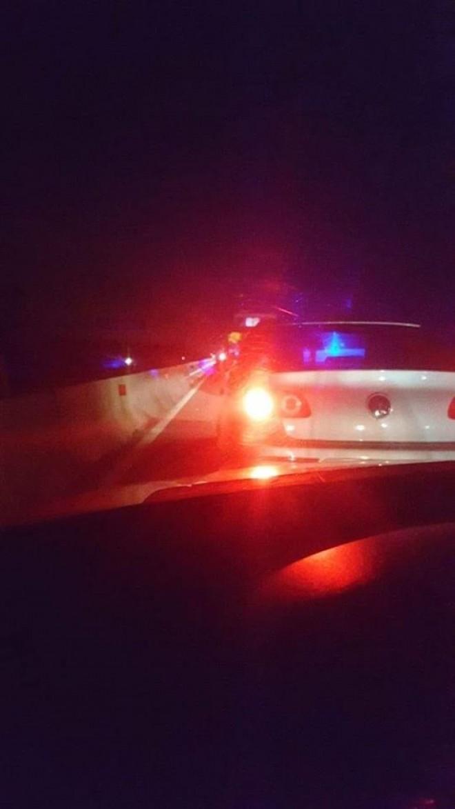 Accident mortal azi noapte, pe DN1, in dreptul Bisericii Calatorului