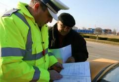 Șoferii pot plăti amenda direct polițistului
