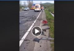 CARNAGIU pe DN1! Accident rutier MORTAL: doi copii au murit, iar părinții lor se află în stare gravă