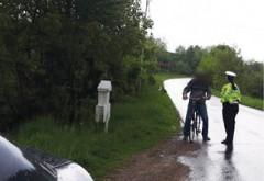 Actiune rutiera in Prahova: Zeci de permise săltate dar si amenzi pentru cei care circulă băuţi pe bicicleta