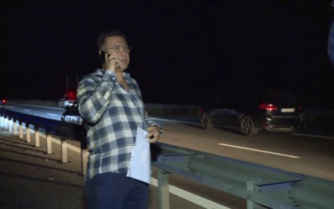 Accident mortal pe A3, București-Ploiești. Rudel Obreja, implicat în carambol