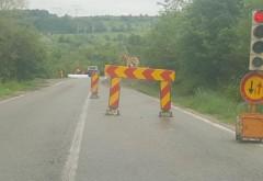 Lucrări de asfaltare pe DN 1, la Comarnic. Cum se circulă în zonă