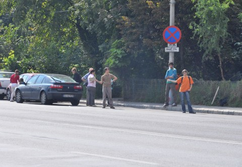 """Șoferii care efectuează activități de tip """"taxi-pirat"""",  în atenția polițiștilor prahoveni"""