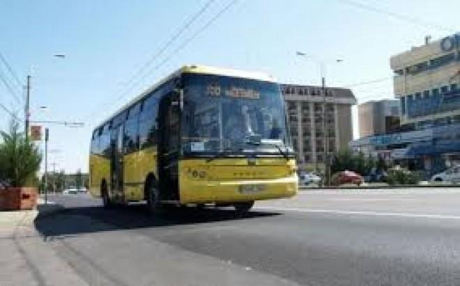 """Autobuze deviate, sambata, in Ploiesti, din cauza meciului de pe """"Ilie Oana"""""""