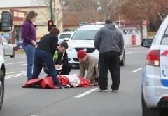 Accident in Ploiesti, pe strada George Cosbuc. O femeie a fost calcata de masina