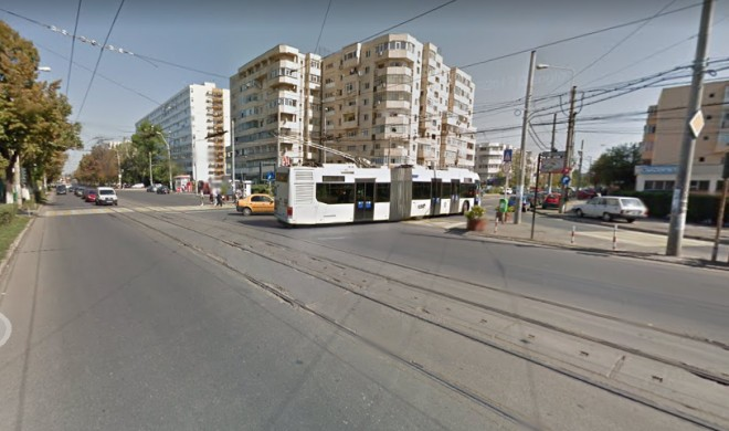 Accident in Ploiesti, pe Soseaua Vestului cu str. Malu Rosu. 3 masini implicate