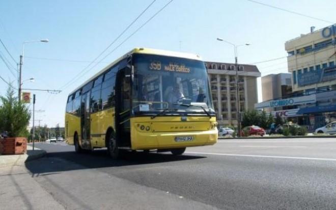 Autobuzele din Ploiesti vor circula dupa program de duminica, a doua zi de Rusalii