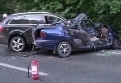 Accident in Prahova, la Bratasanca. Doua masini implicate, doua victime!