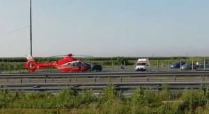 Accident pe Autostrada Soarelui: traficul este blocat pe sensul de mers spre Constanța