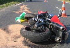 Accident in Ploiesti, pe strada Strandului. Victima, un motociclist