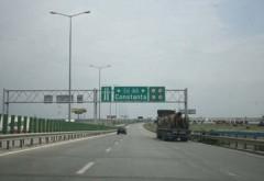 NEBUNIE în drum spre mare - Accident pe Autostrada Soarelui, TRAFIC ÎNGREUNAT