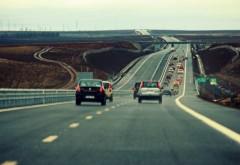 Avertismentul Infotrafic pentru şoferii care circulă pe autostradă