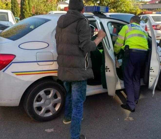 Un sofer din Prahova, prinsi la volan cu o alcoolemie aproape de coma!