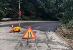 A început asfaltarea Șoselei Paltinu. Presedintele CJ Prahova: Programul de asfaltări din acest an, care a cuprins aproape 100 de kilometri, se apropie de final.