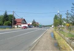 Se construieste un sens giratoriu, pe DN1B, la Valea Călugărească