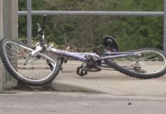 Accident mortal in Baicoi. Un biciclist a decedat dupa ce s-a izbit de un stalp