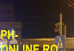 Accident in Ploiesti, la Complexul Mare. Un sofer baut si drogat si-a facut praf masina in mijlocul strazii