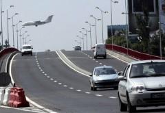 Se schimbă circulația rutieră în zona Aeroportului Otopeni