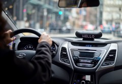 Persoanele cu deficiente de auz pot monta semn special pe maşini