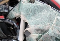 Accident grav pe Autostrada Soarelui! O persoană a murit, alte două sunt în stare gravă