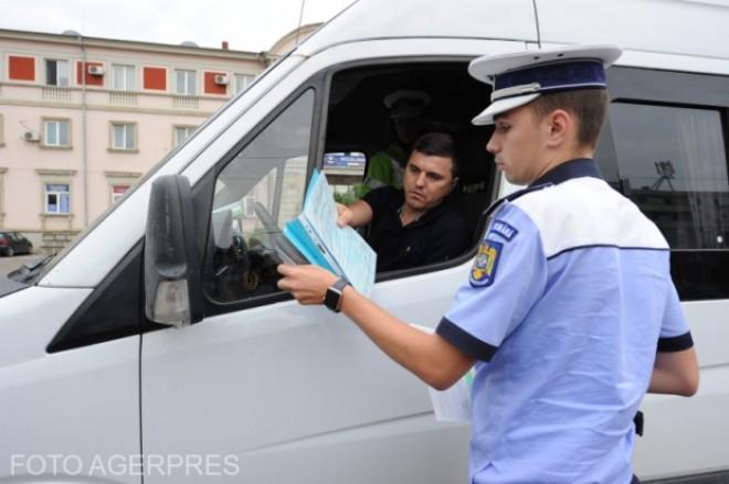 """Anunț important al Poliției: """"Atenție! S-a modificat Codul Rutier"""""""