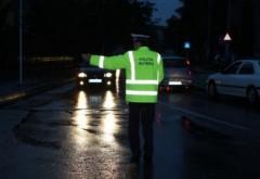 Urmărire ca-n filme în Ploiești. Un șofer fără permis și băut a vrut să fugă de polițiști