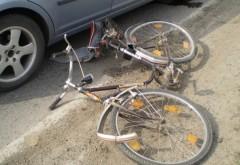 Biciclistul implicat în accidentul de la Breaza a murit la spital