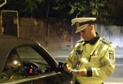 Ploieştean prins la volan în toiul nopţii cu alcoolemie de 0,97 mg/l alcool pur în aerul respirat