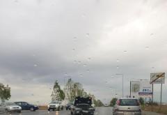 Accident in Ploiesti, intre Spitalul Judetean si giratoriul suspendat