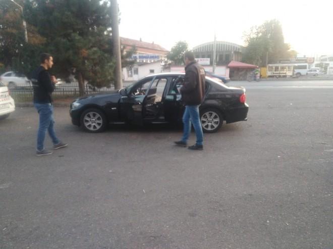 Tanar drogat, prins la volan pe Bulevardul Republicii din Ploiesti