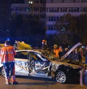 Cum s-a produs accidentul mortal de pe Soseaua Vestului. Informatii de la IJP Prahova