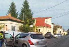 Soferul urmărit de poliţişti in Ploiesti a fost prins. Acesta nu deţinea permis de conducere