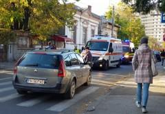 Accident in Ploiesti, pe str. Neagoe Basarab. Doua femei au fost lovite pe trecere de o soferita neatenta