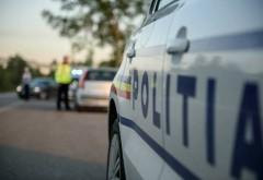 Copilă de 15 ani, lovită de TIR, în giratoriul de la Blejoi